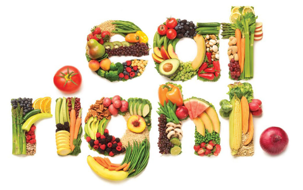 Eat Right Nutrition