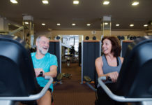 recumbent bike couple tree of fitness